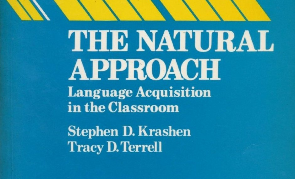 В помощь изучающим языки: книга Стивена Крашена и Трейси Террелла 'The Natural Approach'